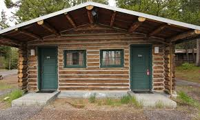 Colter Bay Cabins Lodge Wyoming Grand Teton National Park