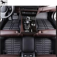 Topmats full set leather car mats suv mats floor liner floor mat
