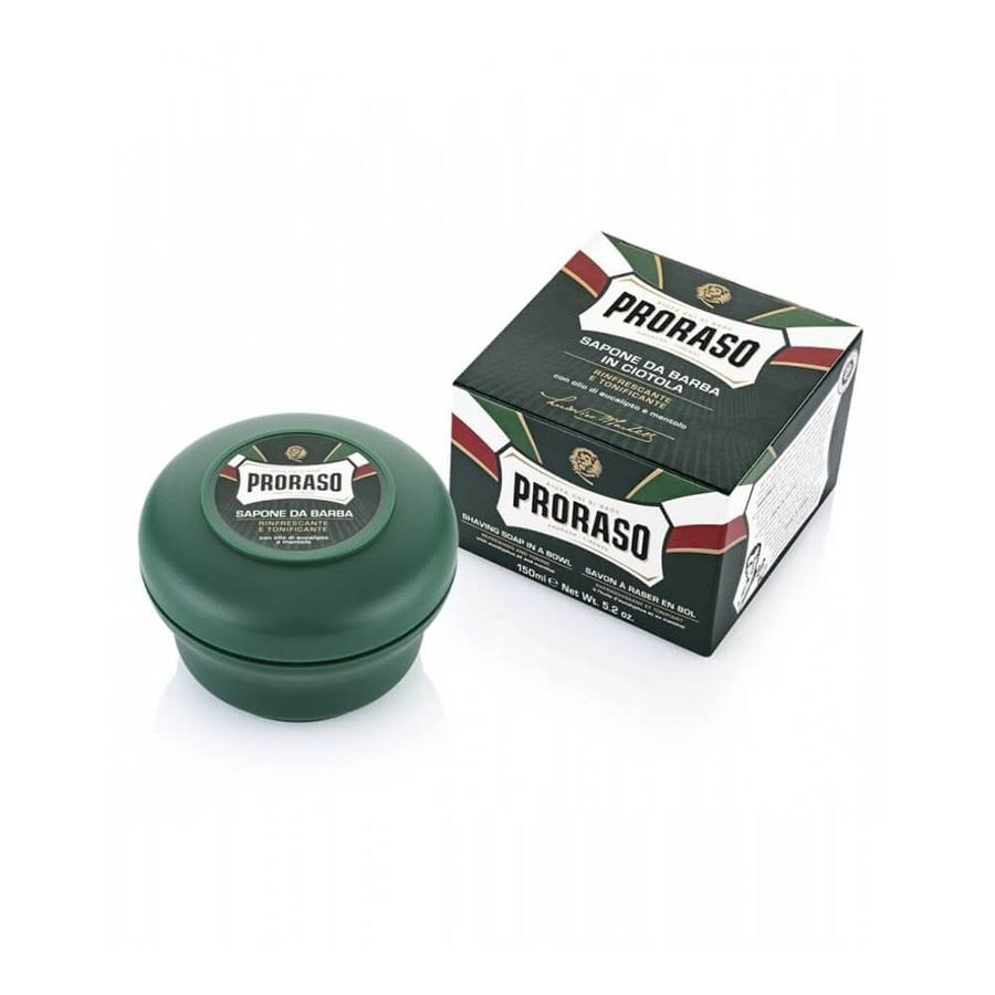 Proraso Shaving Cream - Eucalyptus & Menthol, 150ml