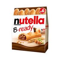 96x ferrero nutella b ready b ready sticks snack schokoriegel riegel schokolade ebay