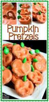 Halloween Pretzel Rods by Easy Pumpkin Pretzels Butter With A Side Of Bread