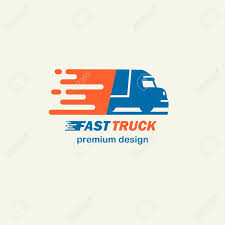 Fast Truck. The Template For Logos, Icons Of Modern Lorry. Editable ... Truck Logos Truckmounted Crane Set Of Vector Royalty Free Cliparts On Behance 3 Template Letter Paper Club Pickupsnpanels Classic Gm Big Vectors And Chevy Logo Png Transparent Svg Freebie Supply Canters Graphis Ram Wallpaper Wallpapersafari Logos Pinterest Entry 19 By Ikangnavalm For Donut Design Eines Food Of With Concrete Mixer Truck