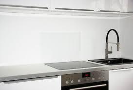 paulus spritzschutz küche wand herd 60x40 cm weiss acrylglas
