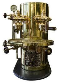 La Pavoni Cappuccino Machine