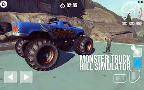 100 Monster Truck Simulator Truck Hill Simulator For Android Free Download And