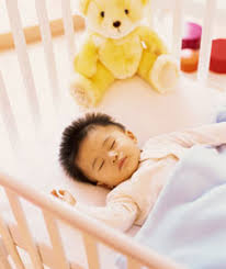 Is sharing a bed with your baby a good idea