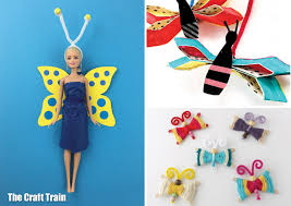 15 Bug And Butterfly Crafts For Kids