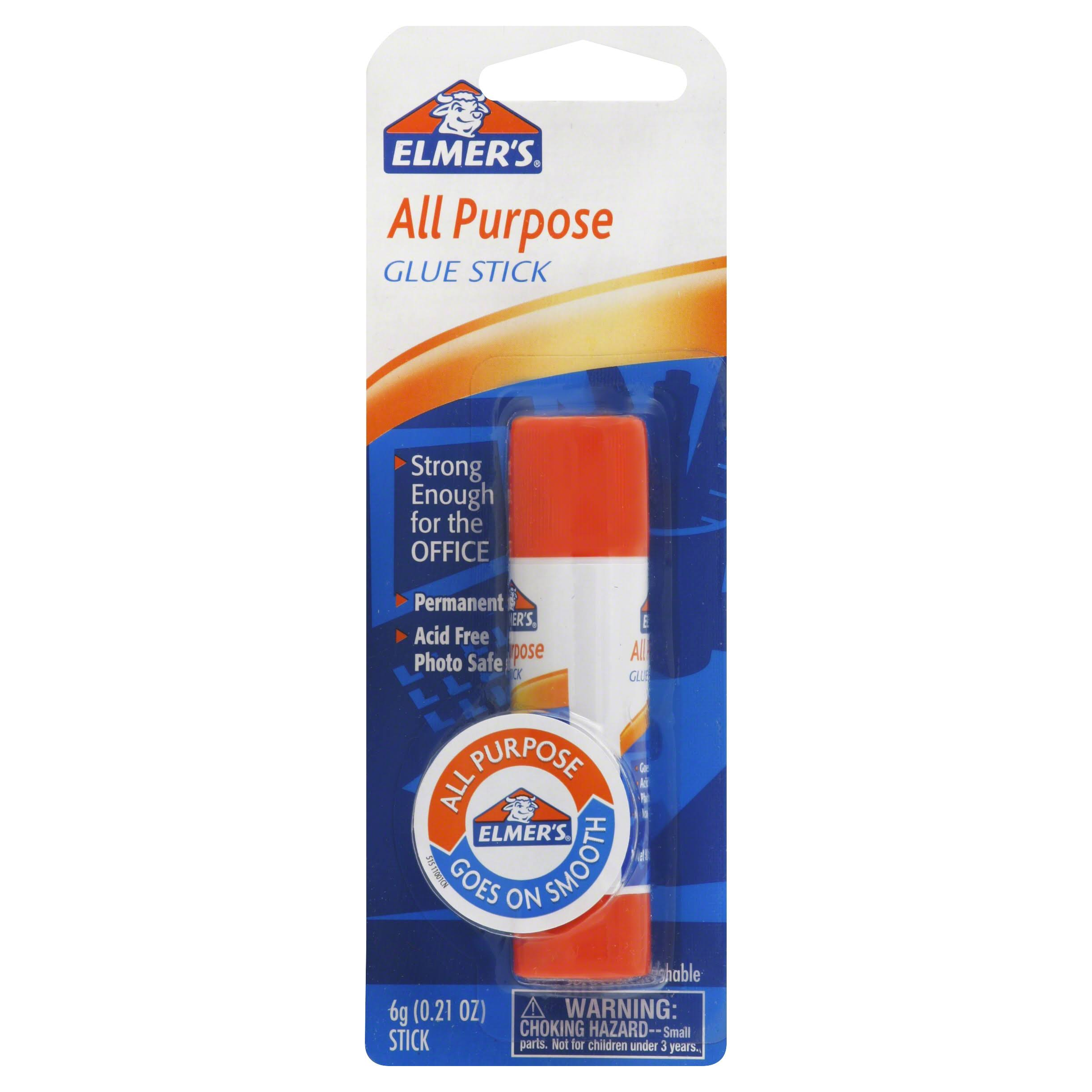 Elmer's All-Purpose Glue Stick - 6g