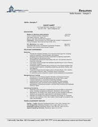 Soft Skills For Resume Unique Examples Of