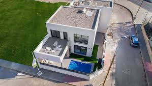 100 Modern House 3 House Suites Rooms Swimming Pool In Daya Vieja