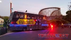 Californias Great America Halloween Haunt 2015 by Thrills By The Bay California U0027s Great America Haunt 2015 First