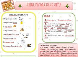 recette de cuisine anglaise recette des biscuits cuisiner en cours d anglais