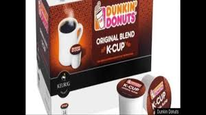 Dunkin Donuts Pumpkin K Cups by Dunkin Donuts K Cups Original Flavor 24 Kcups For Use In Keurig