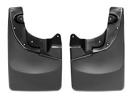 WeatherTech No Drill MudFlaps for Toyota Ta a 4x4 with FF 2005