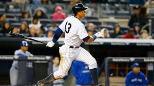 Alex Rodriguez Launches 655th Home Run First Since 2013  CBS New