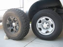 Plush 265 75 16 Tires 2657516 Vs 3057016 On A 3 Inch Lift Pics R16 ... 17 Inch Tiresoff Road Tire 4x4 37 1251716 Off Tires This Silverado 2500hd On 46inch Rims Hates Life The Drive Allstate Deluxe 50016 Inch Motorcycle 2017 Toyota Corolla With Custom 16 Inch Rims Tires Youtube Mudder Your Next Blog Ford 2002 F150 Wheels And Buy At Discount Mickey Thompson Adds Five New Sizes To Baja Atzp3 Line Uerstanding Load Ratings Dubsandtirescom Toyota Tacoma Atx Nitto