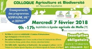 chambre agriculture 15 le colloque agriculture et biodiversité 7 février 2018 agriblog