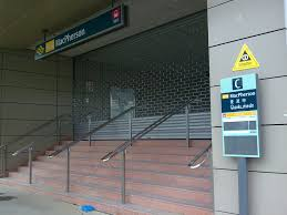 100 Exit C MacPherson MRT Station