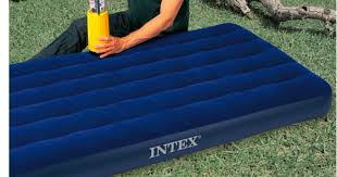 Walmart Inflatable Beds by Walmart Intex Twin Size Air Mattress Only 7 97 Regularly 15 97