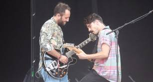 Ceilings Local Natives Guitar by 5 Of The Best New Bands At Lollapalooza