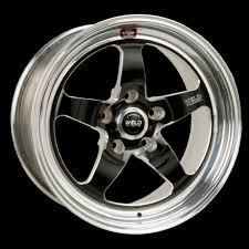 Weld Racing 17 RTS Wheels C5 Front