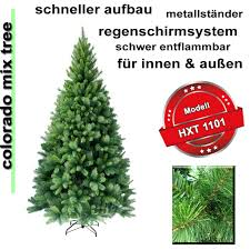 HXT 1101 240cm 8ft Artificial Christmas Tree