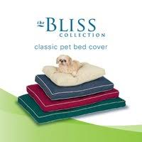affordable dog bed covers replacement pet bed covers