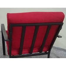 Mainstays Patio Set Red by Amazon Com Mainstays Stanton Cushioned 4 Piece Patio Conversation