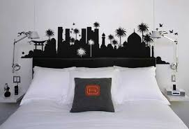 Bedroom Wall Design Ideas Modern Paint IdeasGirl S Room Painting With Attractive Medel Designs