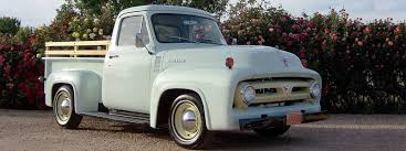 1953-1956 F100 Truck Archives - Total Cost Involved