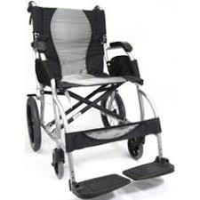 Bariatric Transport Chair 24 Seat by 22