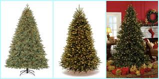 Black Slim Christmas Tree Pre Lit by 5 Tips On Buying Pre Lit Christmas Trees Beauteeful Living