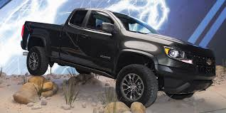 100 Old Chevy 4x4 Trucks For Sale The Colorado ZR2 Is A True School Off Roader