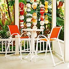 Stacking Sling Patio Chairs by Stack Sling Patio Chair In Tan Lounge Coral Room Essentials