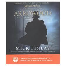 Arrowood MP3 CD Mick Finlay Target