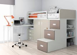 lit et bureau enfant ensemble lit bureau rangement enfant recherche quarto