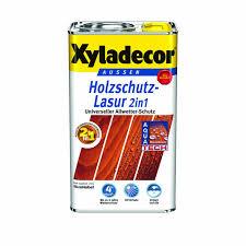 xyladecor 2in1 holzschutzlasur 5 l farbwahl farbe salzgrün