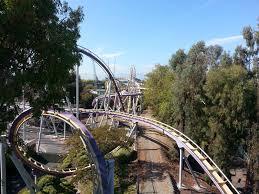 Californias Great America Halloween Haunt 2012 by Theme Park Visit Report California U0027s Great America In The Loop
