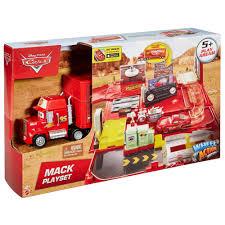 100 Mack Truck Playset DisneyPixar Cars Wheel Action Drivers Walmartcom