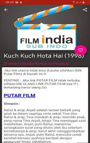 nonton india sub indo for android apk