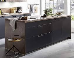 nobilia touch 340 schwarz meda gute küchen