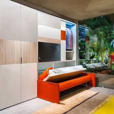Clei Murphy Bed by Double Wall Beds La Cameretta Ideale Barbieri Cucine