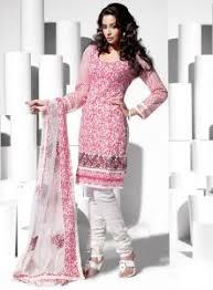 Pakistani Simple Dresses Shalwar Kameez Designs Pictures 221x300