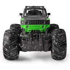 100 Monster Trucks Cleveland Mud Racer Off Road RC Truck 116 Way Up Gifts