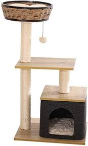 ftfdtmy cat theme store katzenhaus kleine rattan katze