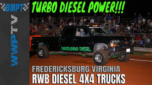100 Pro Trucks Fredericksburg Va RWB DIESEL 4X4 TRUCKS Pulling At May 2018 YouTube