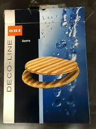 details zu wc deckel bambus obi deco line typ azero
