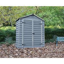 Keter Manor Shed Grey by Plastic Sheds Garden Sheds U0026 Greenhouses Wickes Co Uk