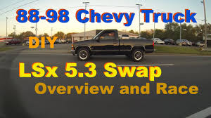 88-98 Chevy Truck 5.3 LS Swap Parts Overview - Richard Wiley's OBS ... 47 48 49 50 51 52 53 Chevy Gmc Truck Parts Google Search Fat 19472008 And Chevy Truck Parts Accsories Pickup Beds Tailgates Used Takeoff Sacramento Hot Wheels Wiki Fandom Powered By Wikia Lift Kits Tuff Country Ezride 1952 Busted Knuckles Photo Image Gallery 1978 Wiring Diagram Online The With A Mopar Engine Under Hood Drive Unboxing Of Very Nice Original 471953 Grille Pin Parker Pruett On Beauty Wheels Pinterest Trucks 1949 Ute Australia Chevrolet Built These Coupe Utilitys From Thriftmaster Keeping It Playa