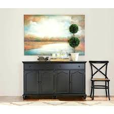 Dining Room Buffet Cabinet New Black Sideboards Amp Buffets Kitchen Furniture Of